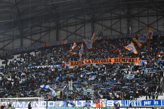 OL-OM : Les supporters marseillais interdits à Lyon