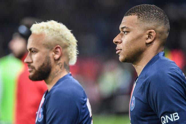 PSG : Messi, Mbappé, Neymar s'est pris deux énormes claques
