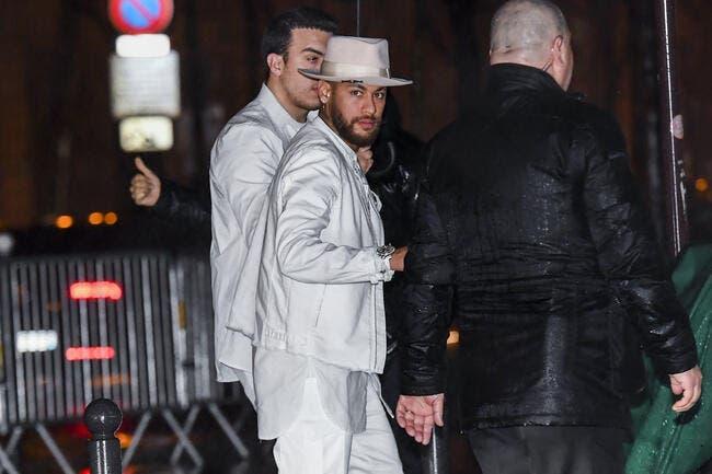 PSG: Neymar patron de Leonardo avec l'accord du Qatar ?