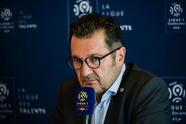 TV: 90 € par mois, la Ligue 1 le vaut bien estime la LFP
