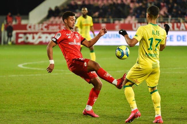 Dijon - Nantes : 3-3