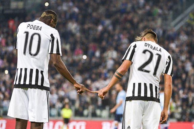 Ita: Ça discute avec la Juve, Dybala met Pogba dans l'affaire