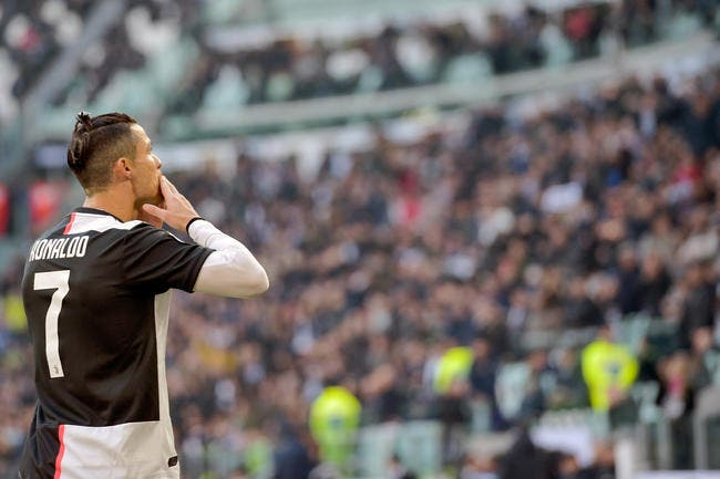 Ita : Cristiano Ronaldo efface Trezeguet et affole les compteurs !