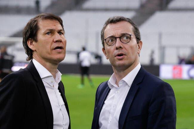 OM : Marseille dément les combines du mercato avec Rudi Garcia