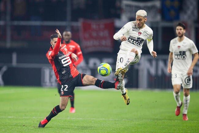 Rennes - Brest : 0-0