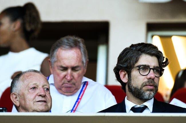 OL : Rudi Garcia plutôt que Laurent Blanc, Houllier se défend !