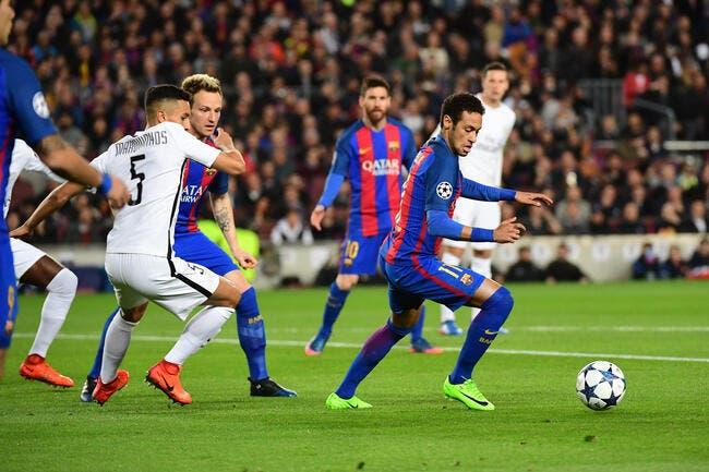 PSG : Meunier lâche un compliment XXL à Neymar