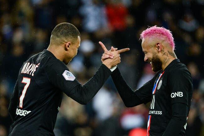 PSG : Mbappé plus vendeur que Neymar, la preuve est là