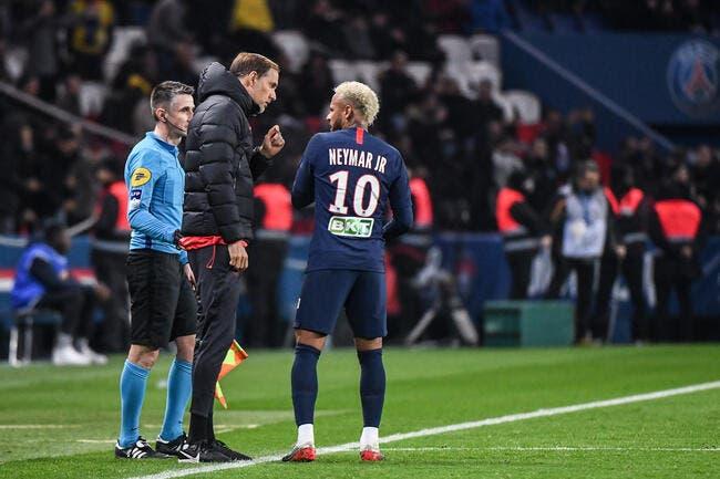 PSG : Neymar privé de Lyon, elle dévoile le secret de ce choix