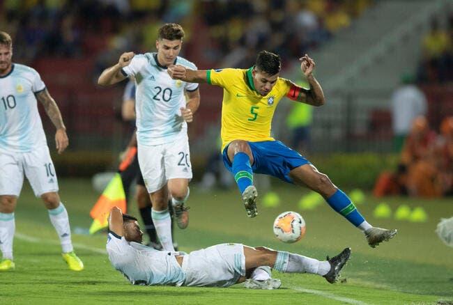 JO : Le Brésil qualifié, Guimaraes élu joueur du tournoi !