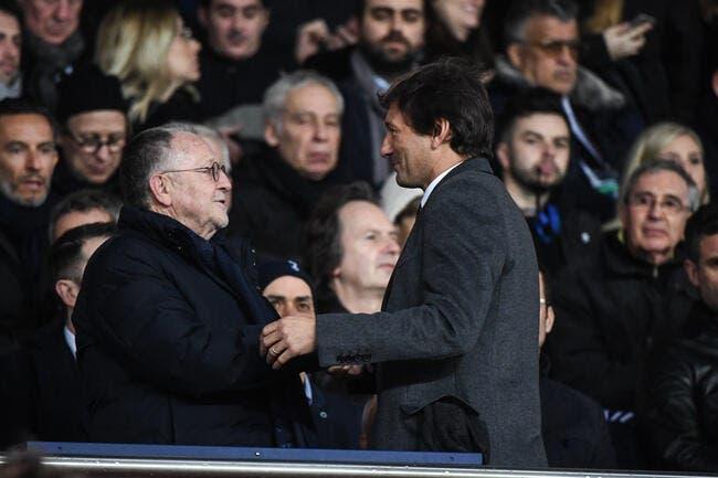 OL : Aulas et Garcia lancent l'opération « remontada » à Lyon !
