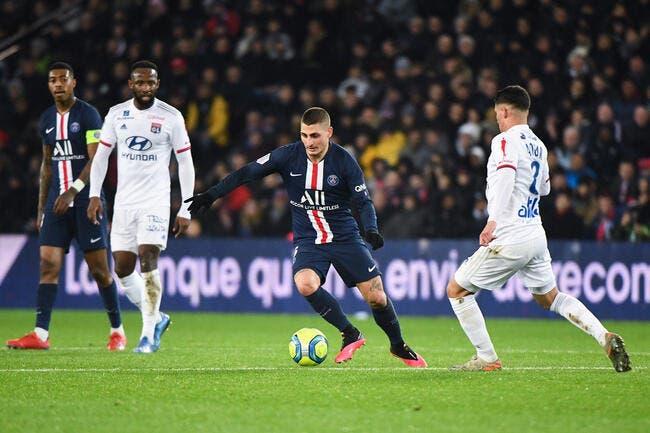 PSG : Verratti fait du Paris SG le favori n°1 en C1