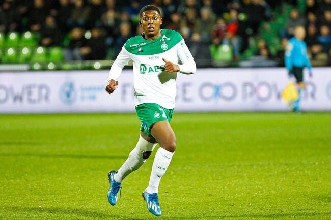 ASSE : Nouveau coup dur pour les Verts, fin de saison pour Youssouf