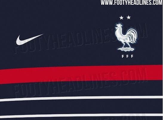 Un maillot en hommage à 1998 pour l'Euro 2020 — Équipe de France