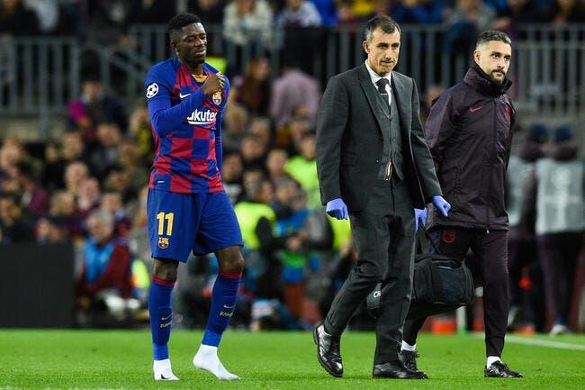 Officiel : Pas d'Euro 2020, le Barça fait une annonce osée pour Dembélé