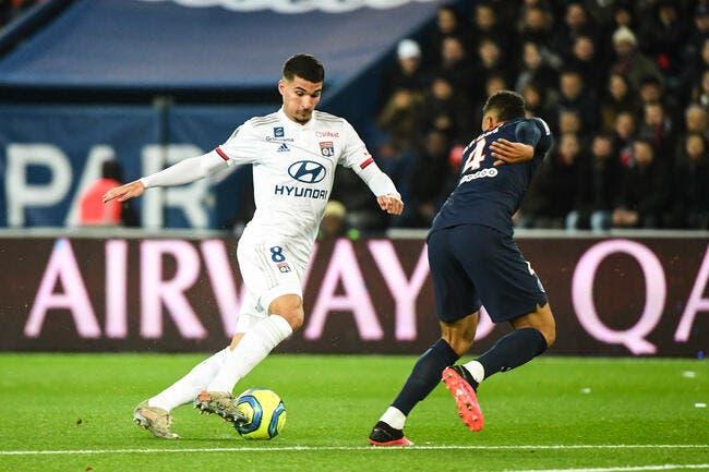 OL : Marcelo et Aouar, Dugarry en prend un pour taper sur l'autre
