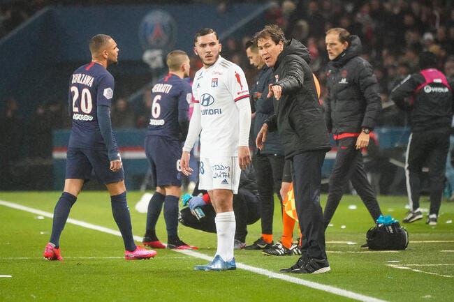 OL-OM : La rivalité Lyon vs Marseille, Rudi Garcia « s'en fout » !