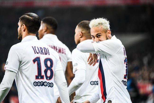 PSG : Neymar imite Mbappé, casse tête XXL à Paris