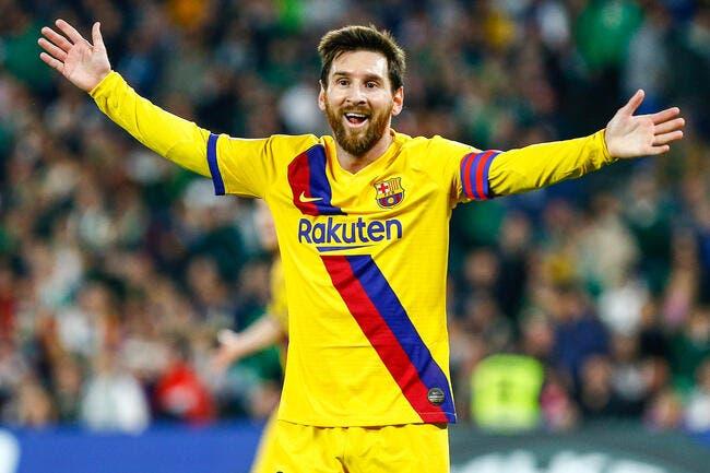 PSG : Messi avec Neymar à Paris, le rêve du Qatar confirmé