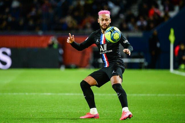 PSG : Neymar surprotégé par Tuchel, la décision tombe