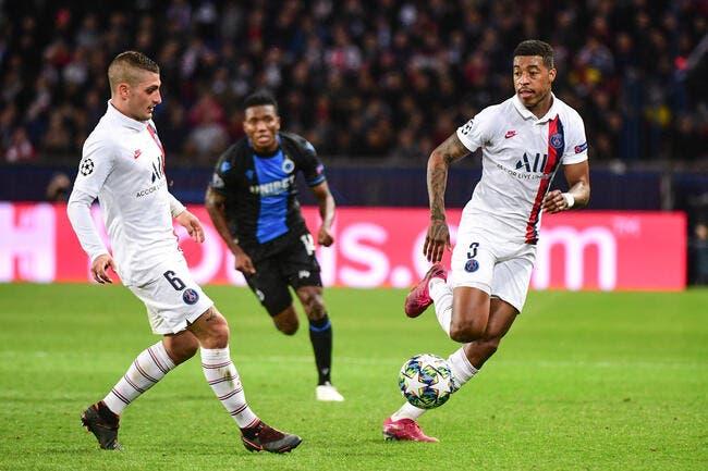 PSG : Verratti et Kimpembe forfaits, Neymar incertain à Dijon