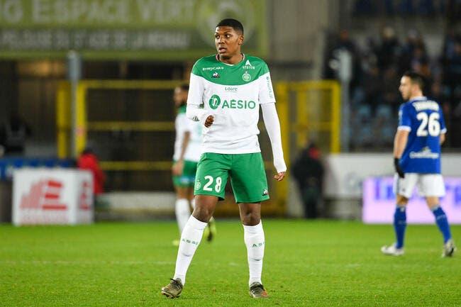 ASSE: Un Vert out jusqu'à la saison prochaine, Bordeaux est accusé