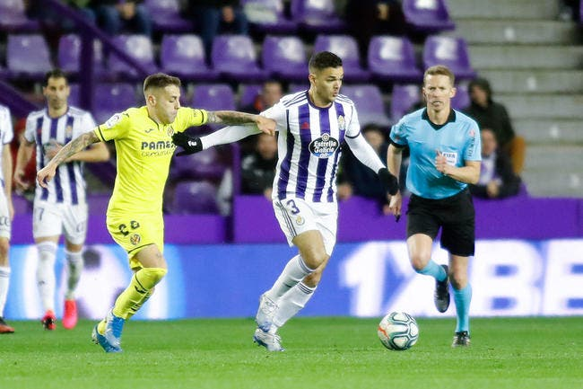 Esp: Ben Arfa amuse l'Espagne, Valladolid tente de limiter la casse