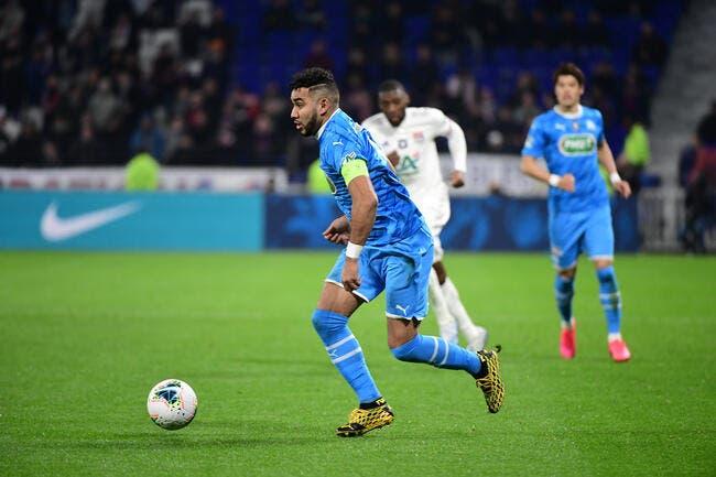 Dimitri Payet sorti sur blessure — Lyon-OM