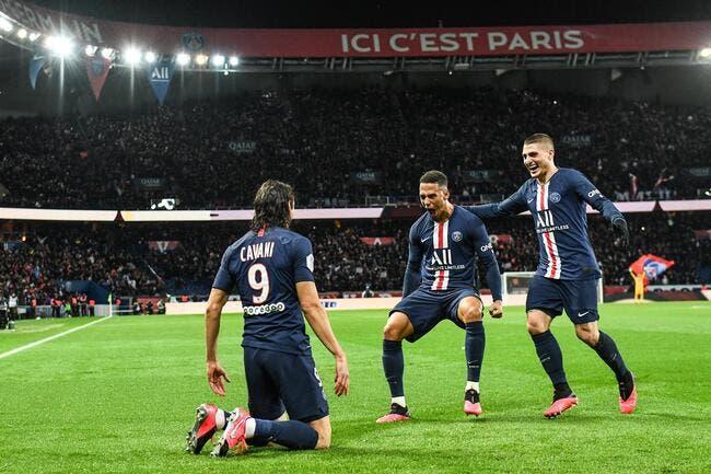 CdF : Le groupe décimé du PSG, sans Neymar à Dijon