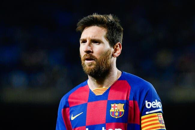 PSG : Le Qatar prêt à offrir 50 ME par an à Lionel Messi ?