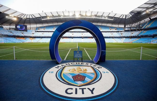 Manchester City interdit de Coupe d'Europe