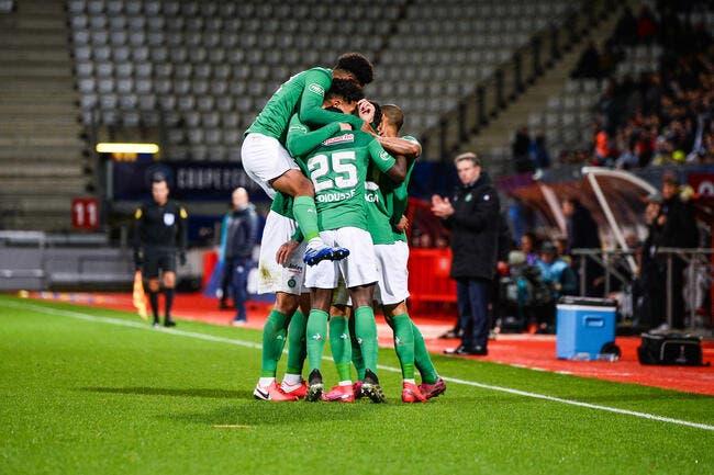 CdF : L'ASSE sort Épinal et rejoint Rennes en demi-finales !