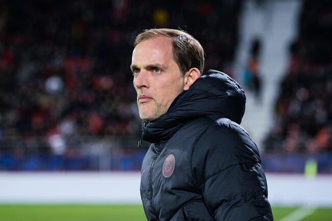 PSG : Tuchel pire entraîneur de l'ère QSI à Paris, l'accusation tombe
