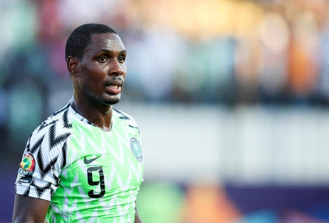 PL : Manchester United écarte Ighalo à cause du coronavirus