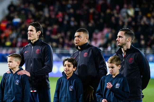 PSG : Mbappé à Liverpool, Nike remis à sa place