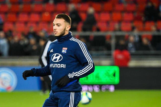 OL : Garcia le zappe, mais Gouiri rêve d'écraser la Ligue 1