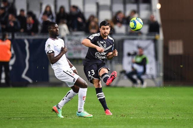 Bordeaux - Dijon : 2-2