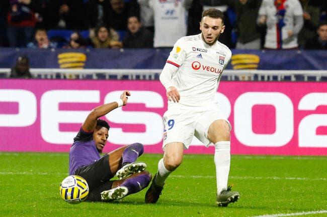 OL : Un quadruplé signé Amine Gouiri, Lyon s'enflamme