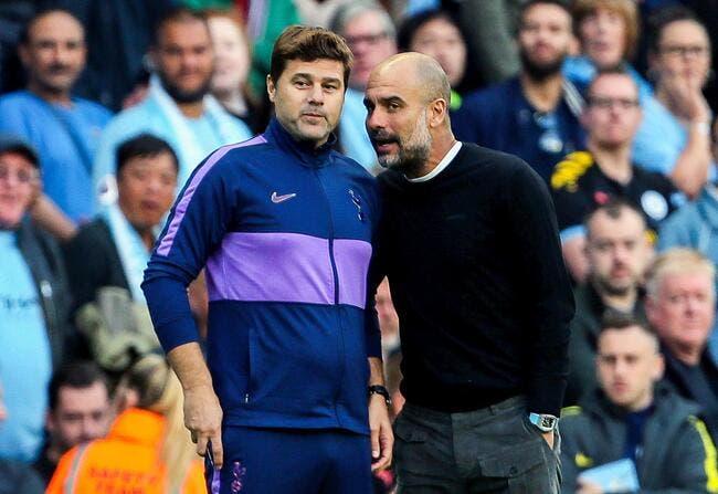 Ang : Guardiola au PSG ou à la Juventus, Pochettino à City ?