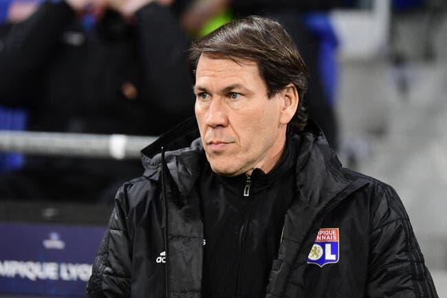 OL : Rudi Garcia est cash, le podium s'éloigne pour Lyon