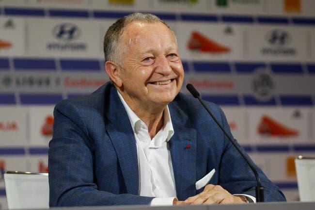 Lyon : L'OL interviewe JM Aulas, devinez quoi tout va bien !