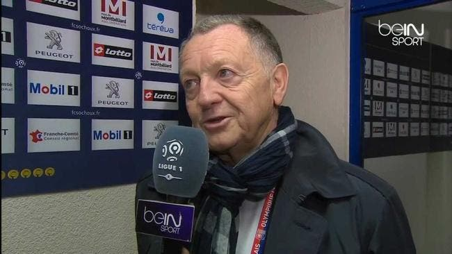 L'OL interviewe JM Aulas, devinez quoi tout va bien — Lyon