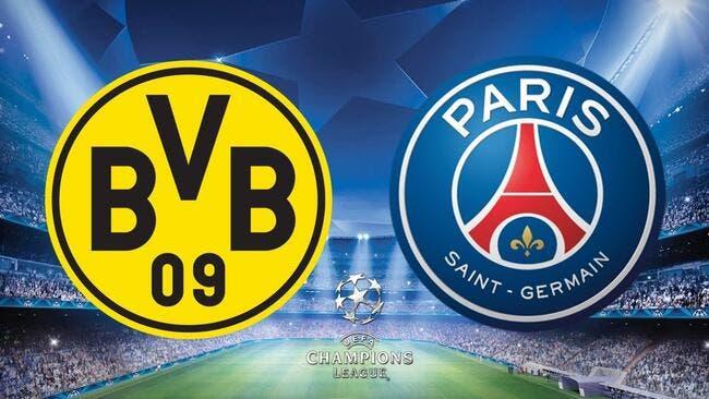 Dortmund - PSG : Les compos (21h sur RMC Sport 1)