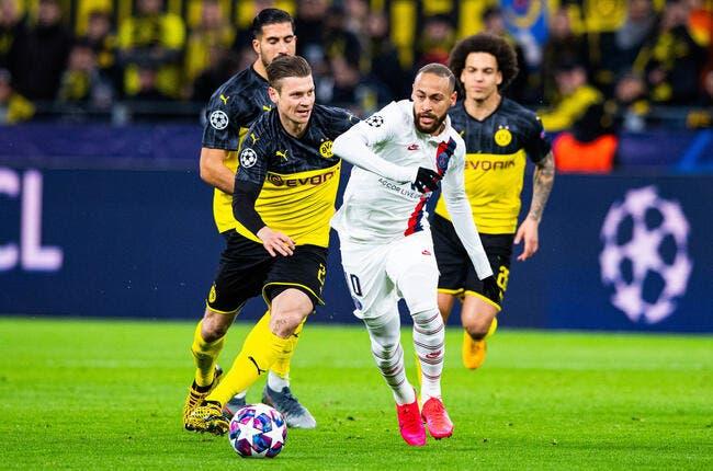 LdC : Dortmund l'a fait Haaland vers au PSG !