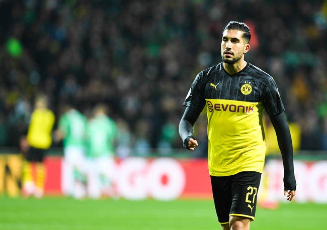 Officiel : Emre Can à Dortmund jusqu'en 2024