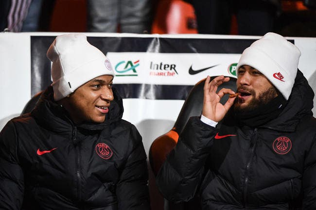 PSG : Sancho successeur de Mbappé au mercato, Neymar valide !