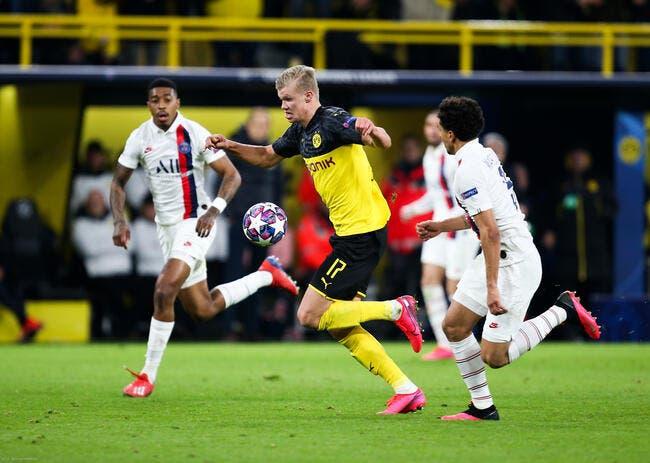PSG: Haaland analyse son match et ridiculise encore Paris