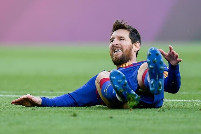 Barcelone : Lionel Messi en remet une couche sur Abidal !