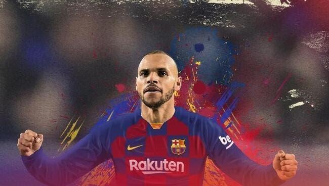 Esp : Braithwaite signe à Barcelone avec une clause à 300 ME !