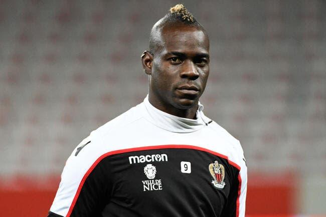 Balotelli accusé de viol à Nice il porte plainte pour chantage